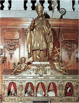 saint claude, lieu de pélerinage
