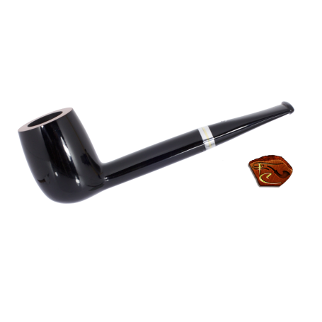 Big Ben Pipe Charme Black Polish 4