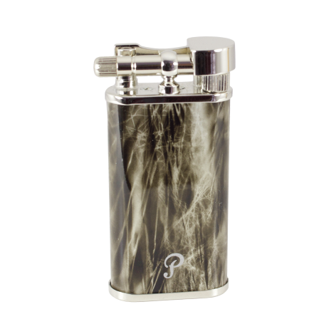 Peterson Pipe Lighter Grey
