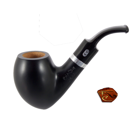 Pipe courte Chacom Jazz TC 925