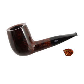 Pipe Chacom King Size brune tuyau court 1201