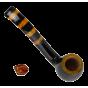 Chacom Maya Briar Pipe 851