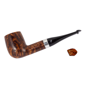 Pipe Peterson Flame Grain briar 106