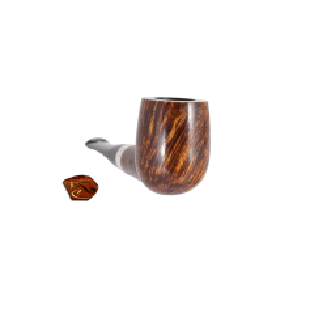 Pipe Peterson Flame Grain briar 106