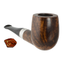 Peterson Sterling Silver Pipe 106