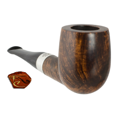 Pipe Peterson Brown Sterling Silver 106