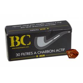 Butz Choquin 9mm pipe filters