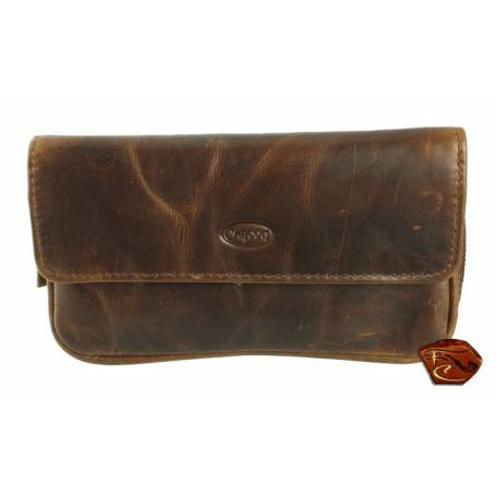 Chacom tobacco pouch 2 pipes bag
