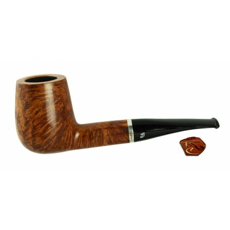 Pipe BigBen Gazelle Nature 301 Silver