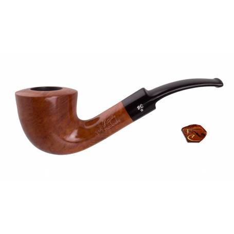 Butz Choquin Trocadero Pipe 1771: tobacco pipe, bent shape