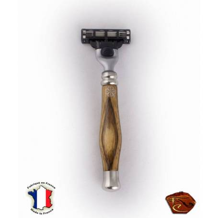 "Gillette wooden Razor ""Ebène"""
