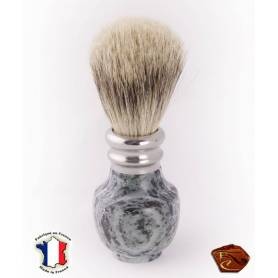 Shaving brush orthocéras