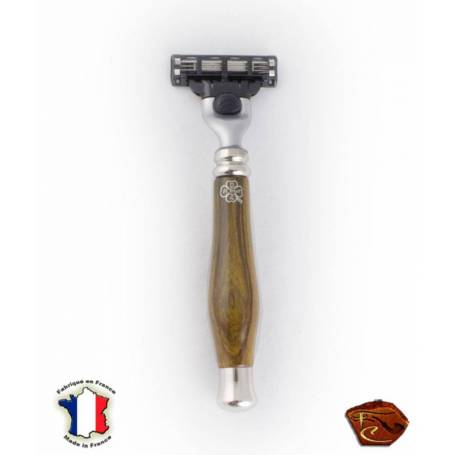 Gillette razor made in Gaïac