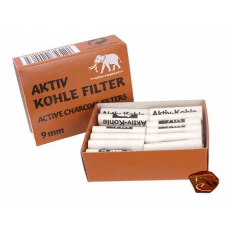 Pipe filters 9 mm