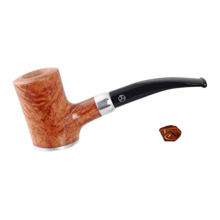 Pipe Rattray's Glory Day : Cherrywood tobacco pipe, 9mm