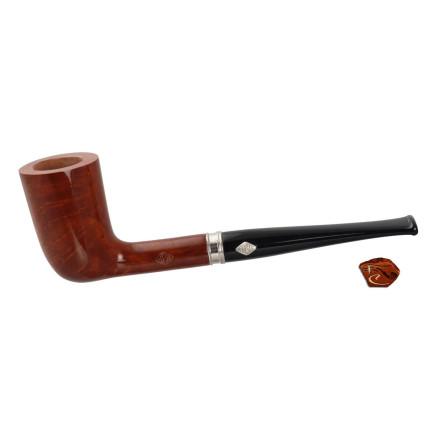 Brebbia MPB Vintage Select Pipe 52:: straight tobacco pipe at Fumerchic.