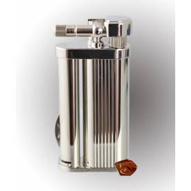 Pipe Lighter Pearl Chrome