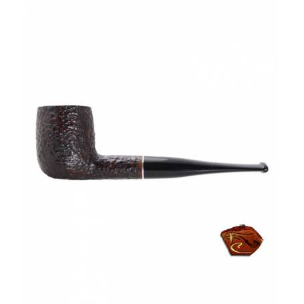 Pipe Savinelli TRE rusticated brown 104