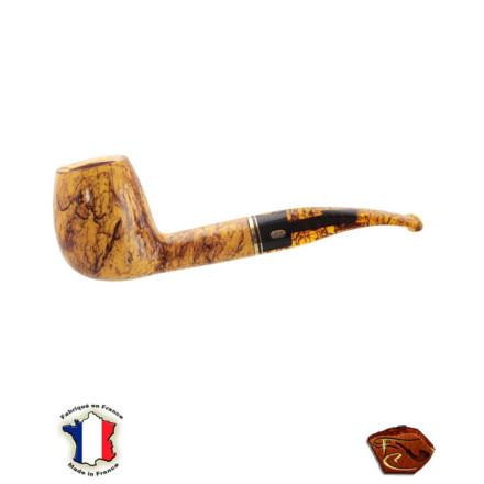 Pipe Chacom Atlas jaune 861: pipe à tabac sur Fumerchic