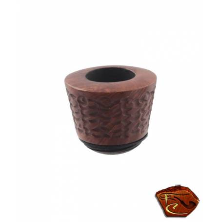 Foyer (bol) Alger Rustic pour pipes Falcon.