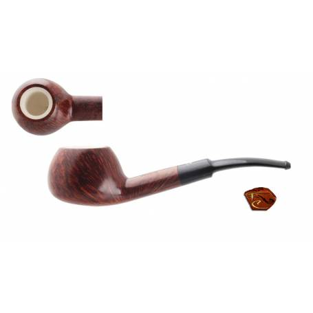 Courrieu Pipe with Meerschaum Bowl