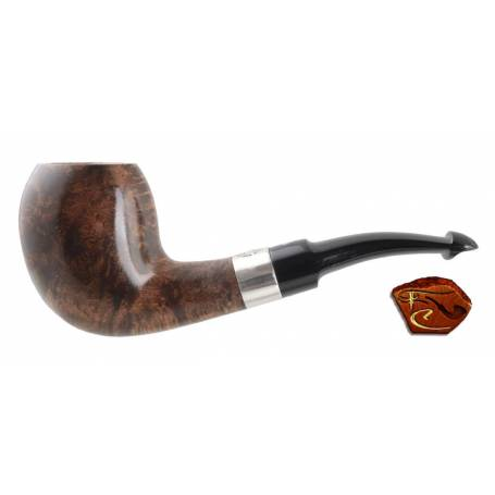 Peterson Sherlock Holmes Dark Smooth Strand P-Lip Pipe