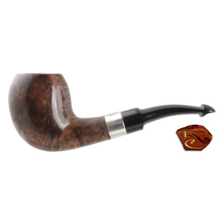 Pipe Peterson Sherlock Holmes Dark Smooth Strand P-Lip
