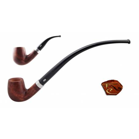 Chacom long Pipe Idéal Unie 42 (2 stems)