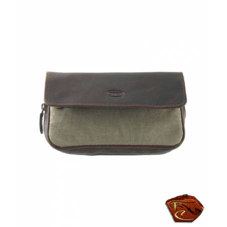 Chacom tobacco pouch 2 pipes bag CC017BE