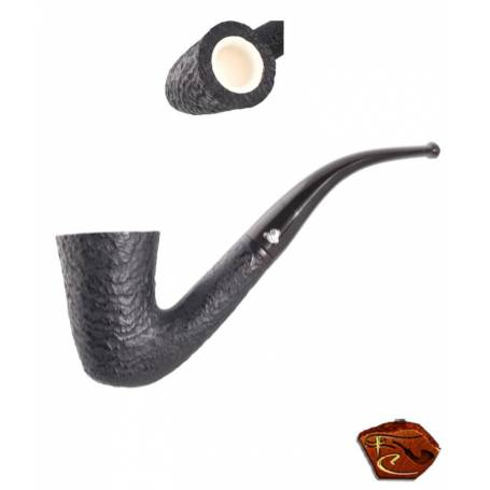 Courrieu Pipe from Cogolin (France): meerschaum bowl.