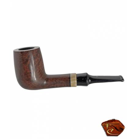 Butz Choquin Jumbo brown finish Pipe