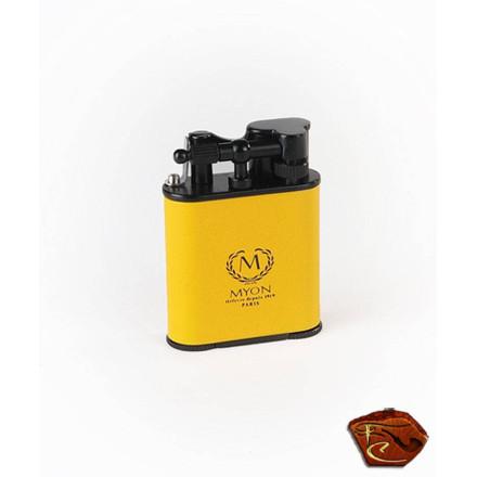 Briquet torche MYON jaune