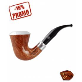 Rattray's Nimbus Pipe L1: tobacco pipe, bent shape, 9mm filter