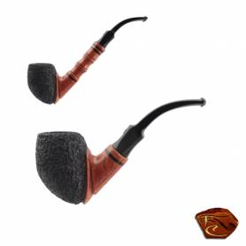 Mastro de Paja Unica Coilection hand made pipe