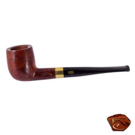 Chacom Old Briar Acajou Pipe 106: smoking pipe at fumerchic