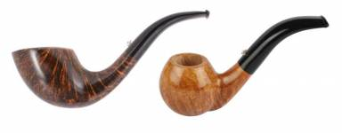 Tsuge Bent Pipes.