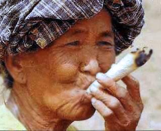 fumer le tabac